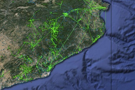 L'Arada i La Fura promouen l'establiment de connexió lliure a internet al Solsonès
